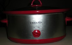 Crock Pot Hot Cranberry Punch