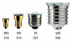 Edison screw