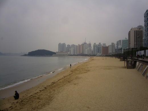 Haeundae Beach, South Korea
