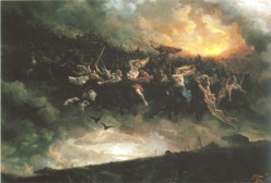 The Wild Hunt - legend and place in paganism