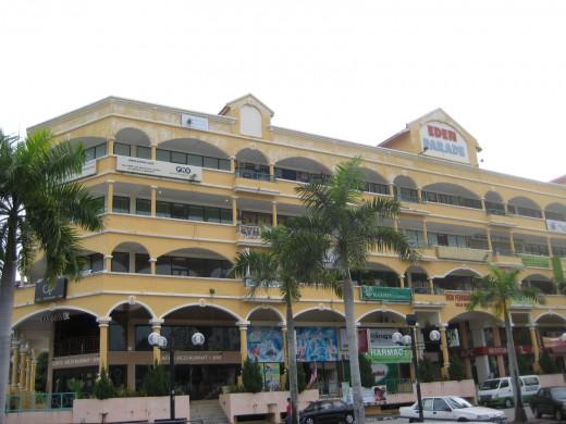 Eden Parade Shopping Complex
