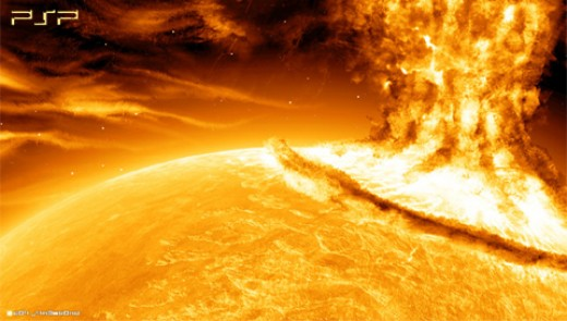 Mass extinction percentage on mildly exploding planets may be extremely high