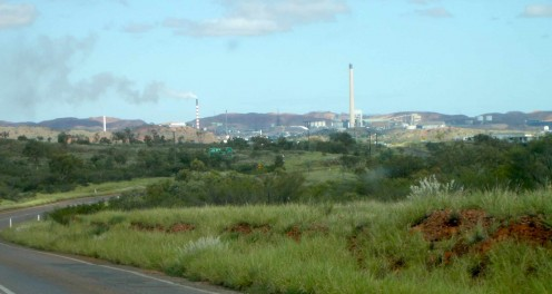 Mt. Isa highrises