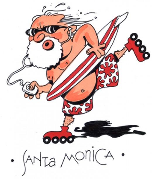 Little-Known Santa No. 6