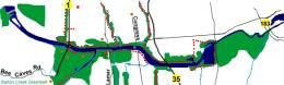 Trail Map Lady Bird Lake Austin TX