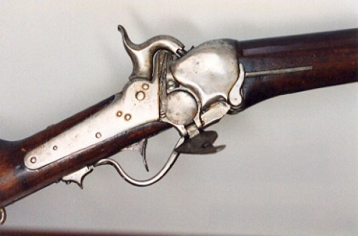 """Model 1851 """"Box Lock"""" Sharps made by Robbins & Lawrence in Windsor, VT"""