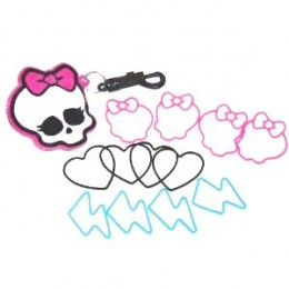 Monster High Rubber Bracelets