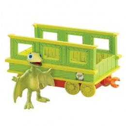 Learning Curve Dinosaur Train - Collectible Tiny with Train Car