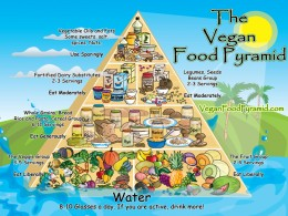 Healthy nutritional foods