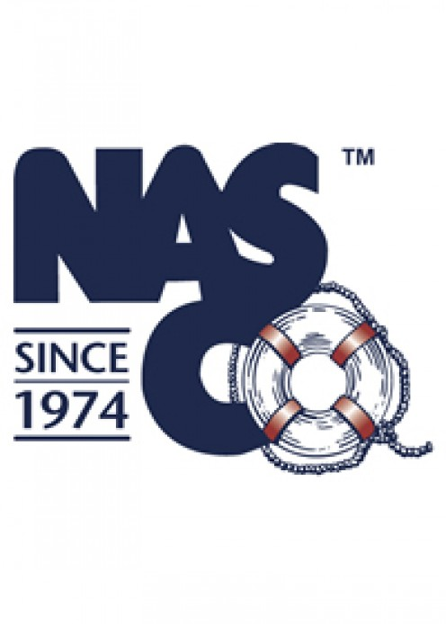 NASCO Aquatics logo since 1974