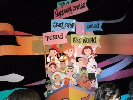 It's a Small World when finding discounts at Disneyland