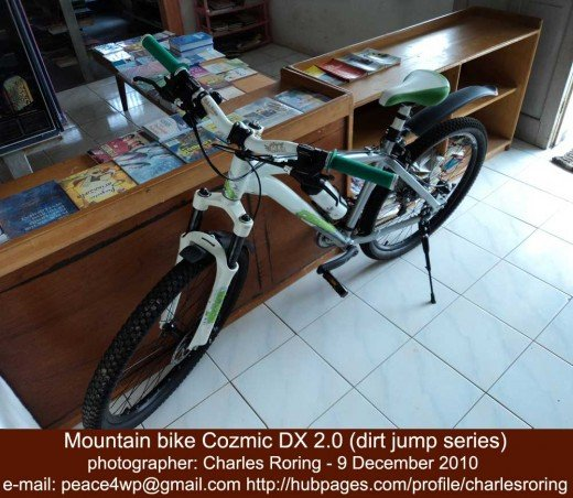 Polygon Mountain Bike Cozmic DX 2.0