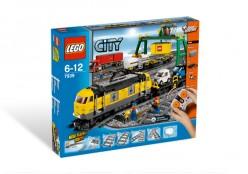 Lego City Cargo Train 7939