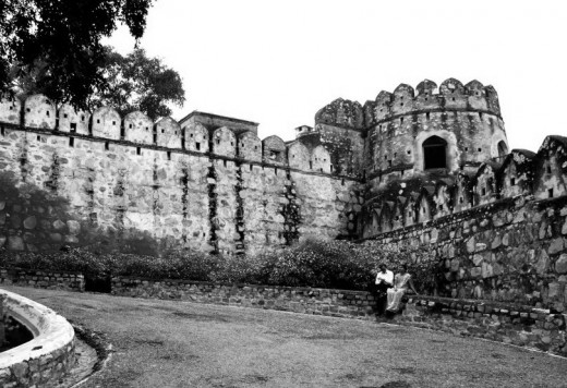 Jhansi fort 1