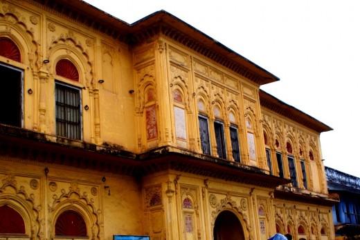 Rani Mahal (front view)