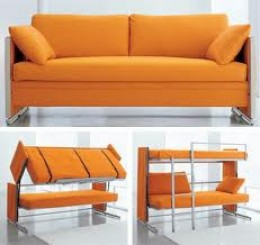 Alternative bunk beds