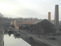 Blavk Country Museum- Blacksmiths Yard