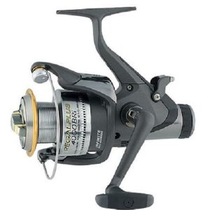 Daiwa Saltwater Bite & Run Spinning Reel, Regal Plus Bite & Run, with Spare Aluminum Spool