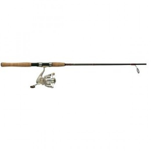 Pflueger Trion GX 7 Spinning Combo