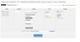 Tradeking option exercise fee
