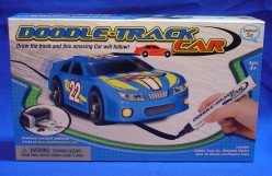 Best Gift Ideas - Toys Under $12:  Doodle-Track Car Set by Daydream Toy