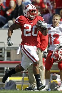 RB James White (Wisconsin)