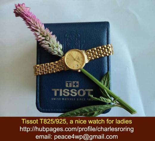 Tissot Watch T825/925