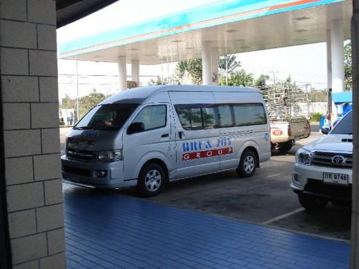 Mini Bus Travel