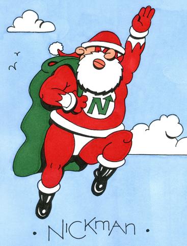 Little-Known Santa No. 9