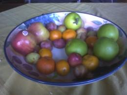 Abundant Fruit Bowl