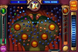 Peggle for iPod/iPhone