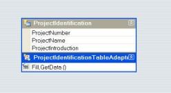 TableAdapter in Designer