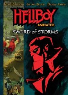 Hellboy Animated Sword of Storms DVD