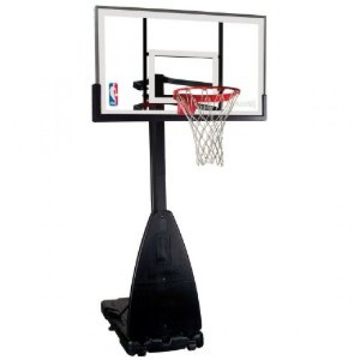 Spalding Portable Basketball System