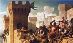 The Fall of Acre in 1291