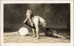 The Strange Tale of Monty Rigamarole : The One-Legged Contortionist