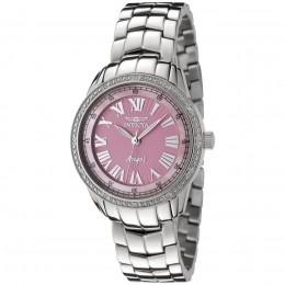 Pink analog Invicta Watch
