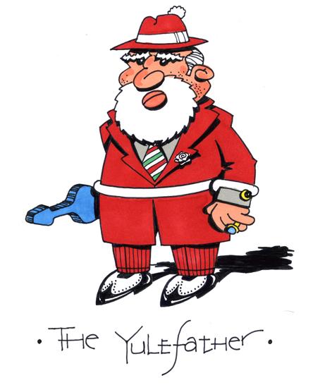 Little-Known Santa No. 14