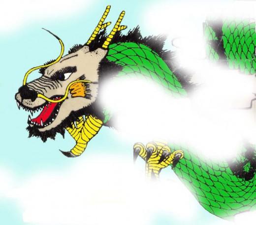 Dragon Zodiac Sign