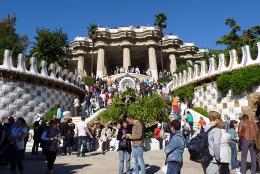 Gaudi Park (Park Guell)