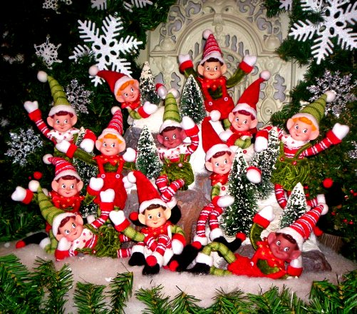 Christmas celebrated in different ways and styles in different parts of the world.
