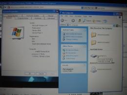 1.7 GHz CPU, 768 MB of RAM,  30GB IBM Travelstar hard drive.