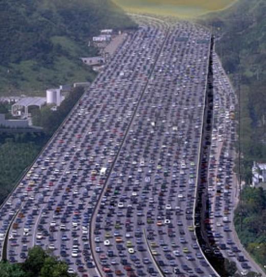A Chinese Freeway (jensincero.com)