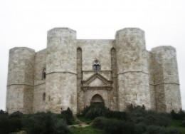 Castle del Monte is a UNESCO site.