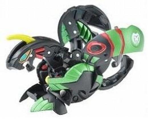 Black Darkus Helios MK2