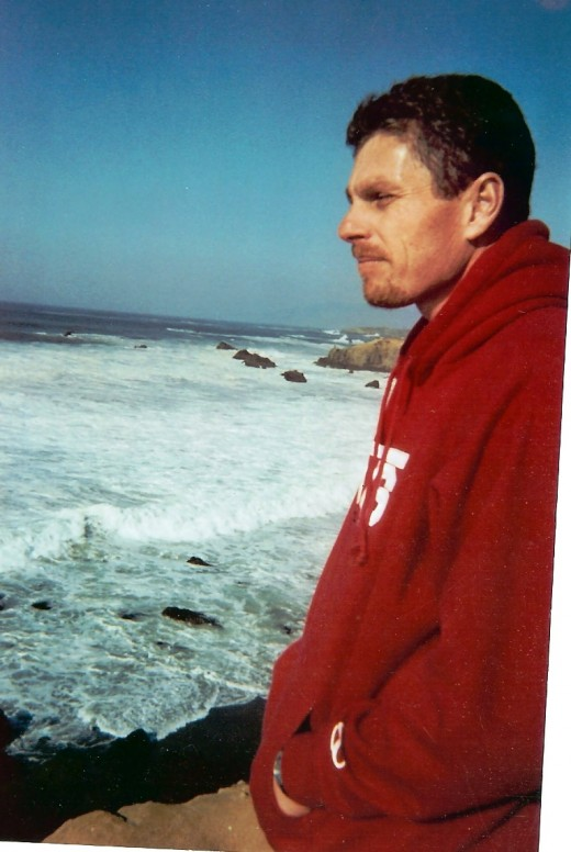 Todd Edward Cook Hunt - Strength from the ocean he loved.