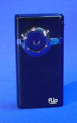 High Definition Video Cameras:  Reviews-- Flip Mino HD Video Camera, Black, 4 GB, 1 Hour (1st Generation)