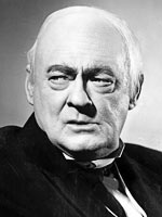 The miserly Mr. Potter played by Lionel Barrymore