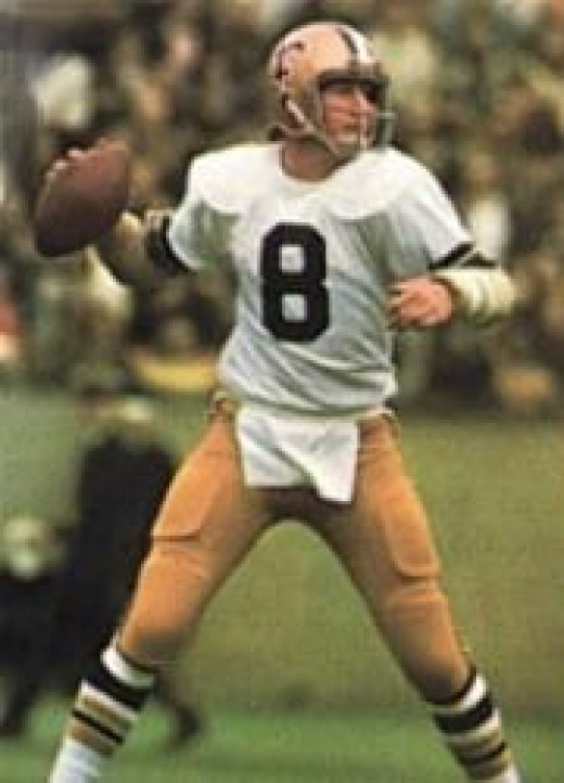 Archie Manning 1971 - 1982