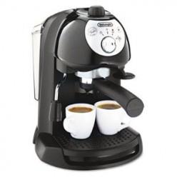 #2: DeLonghi BAR32 Retro Pump-Driven Espresso Maker
